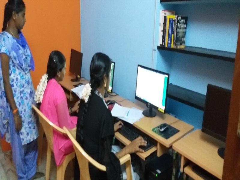 computerlab Trinity software training academy